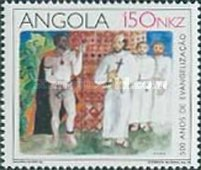[The 500th Anniversary of the Baptism of the First Angolans, Typ WM]