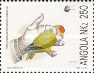 [Nature Protection - Peach-faced Lovebirds, Typ WX]