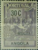 [Tax Due Stamps - Marquis of Pombal, Typ A1]