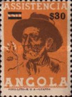 [Charity for the Poor - Tax Stamps of 1955 Surcharged, Typ XA2]