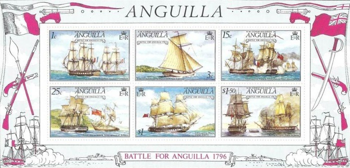 [Battle for Anguilla, 1796, Typ ]