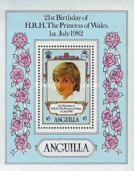 [The 21st Anniversary of the Birth of Princess Diana, Typ ]