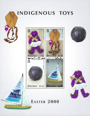 [Easter - Indigenous Toys, type ]