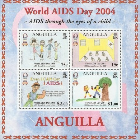 [World Aid's Day 2004,