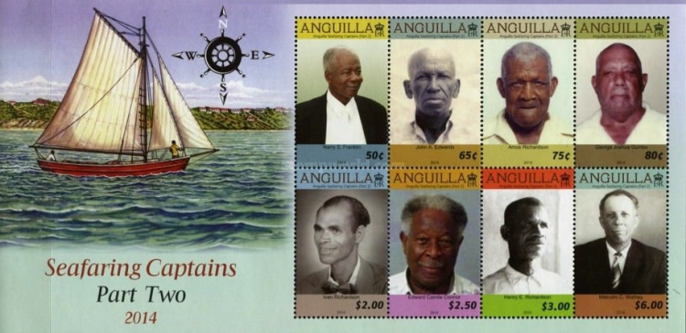 [Anguilla Seafaring Captains, type ]