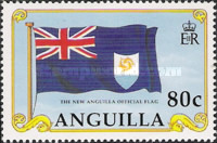[Flags of Anguilla, type AEX]