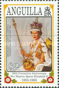 [The 40th Anniversary of the Crowning of Queen Elizabeth II, Typ AHI]