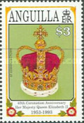 [The 40th Anniversary of the Crowning of Queen Elizabeth II, Typ AHK]