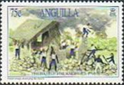 [The 200th Anniversary of the Battle of Anguilla, Typ ALG]