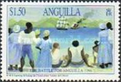 [The 200th Anniversary of the Battle of Anguilla, Typ ALH]