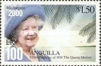 [The 100th Anniversary of the Birth of Queen Mother Elizabeth, type APA]
