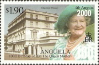[The 100th Anniversary of the Birth of Queen Mother Elizabeth, type APB]