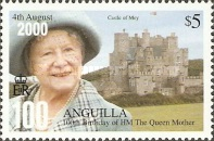 [The 100th Anniversary of the Birth of Queen Mother Elizabeth, type APC]