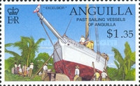 [Past Sailing Vessels of Anguilla, Typ ATE]