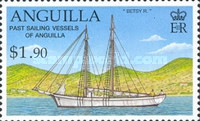 [Past Sailing Vessels of Anguilla, Typ ATG]