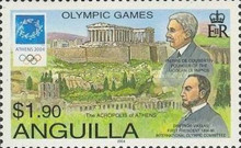 [Olympic Games - Athens, Typ AUG]