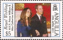 [Royal Wedding - Prince William & Catherine Middleton, Typ AXK]