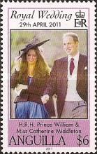 [Royal Wedding - Prince William & Catherine Middleton, Typ AXL]