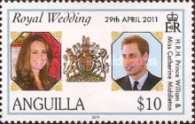 [Royal Wedding - Prince William & Catherine Middleton, Typ AXM]