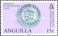 [Anguilla Revolutionary Coins, type AXN]