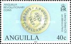 [Anguilla Revolutionary Coins, type AXO]