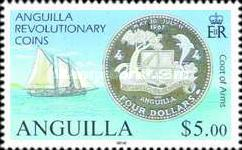 [Anguilla Revolutionary Coins, type AXQ]