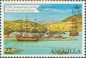 [The 175th Anniversary of the Death of Lord Nelson, Typ OI]