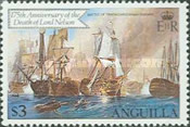 [The 175th Anniversary of the Death of Lord Nelson, Typ OM]