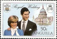 [The Wedding of Prince Charles and Lady Diana Spencer, Typ PA]
