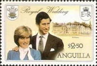 [The Wedding of Prince Charles and Lady Diana Spencer, Typ PB]