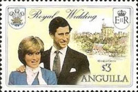 [The Wedding of Prince Charles and Lady Diana Spencer, Typ PC]