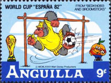 [Disney - Football World Cup - Spain, Typ ST]