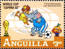 [Disney - Football World Cup - Spain, Typ SW]