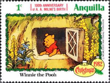 [Disney - The 100th Anniversary of the Birth of Alan Alexander Milne, Typ SZ]