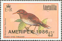 [International Stamp Exhibition AMERIPEX' 86 - Chicago, Typ YH1]