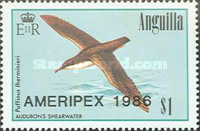 [International Stamp Exhibition AMERIPEX' 86 - Chicago, Typ YM1]