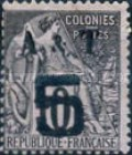 [French Colonies, General Issues Overprinted