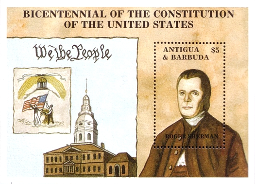 [The 200th Anniversary of the U.S. Constitution, type ]