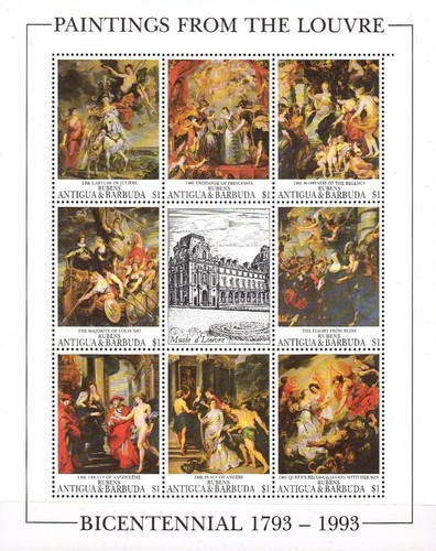 [The 200th Anniversary of the Louvre - Paintings, type ]
