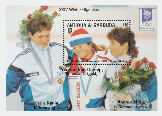 [Winter Olympic Games - Lillehammer 1994, Norway, type ]