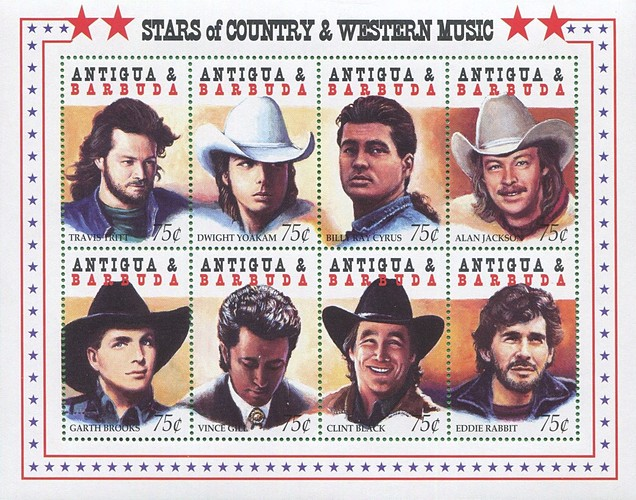 [Stars of Country and Western Music, type ]