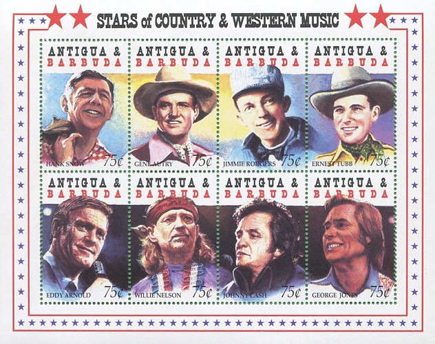 [Stars of the Country and Western Music, type ]