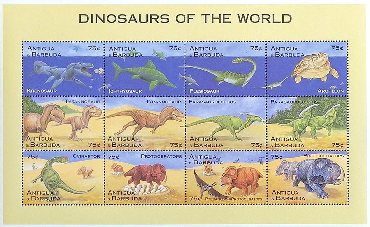 [Prehistoric Animals, type ]