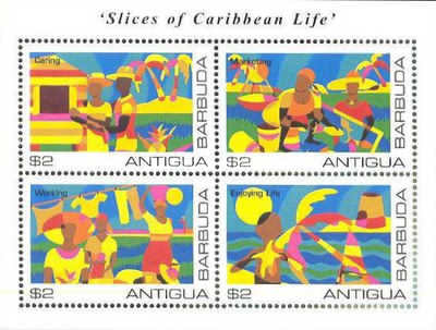 [Slices of Caribbean Life, type ]