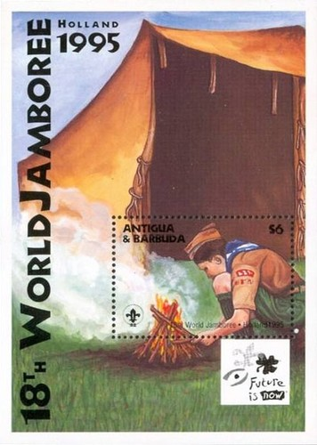 [18th World Jamboree - Holland, type ]