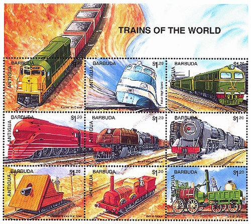[Railways from Around the World, type ]
