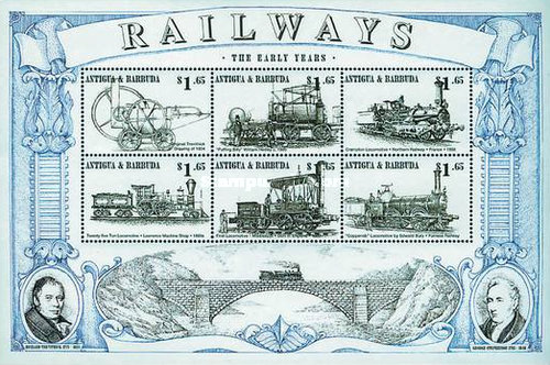 [Railways - The Early Years, type ]