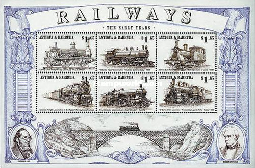 [Railways -The Early Years, type ]