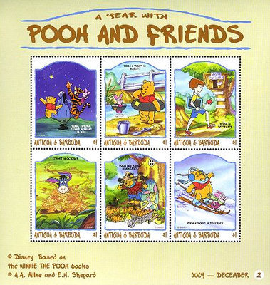 [A Year with Winnie the Pooh and His Friends, type ]
