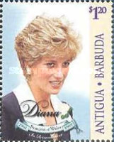 [The Anniversary of the Death of Princess Diana, 1961-1997, type ]